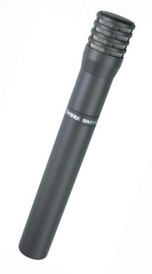 Shure SM 94LC - mikrofon pojemnościowy