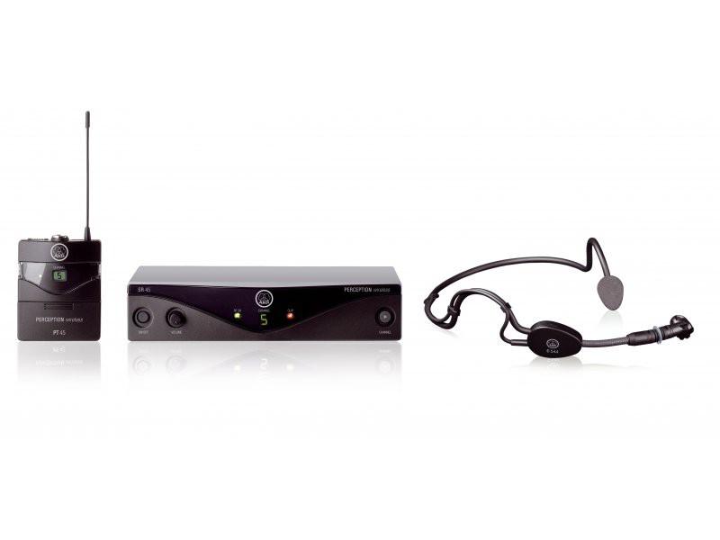 AKG WMS 45 Sport Set Band A - system bezprzewodowy