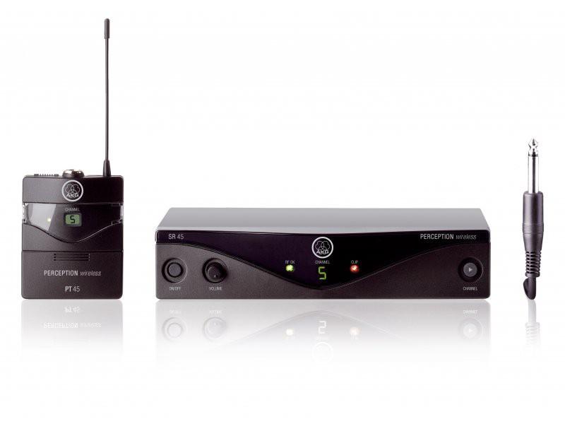 AKG WMS 45 Instrumental Set - system bezprzewodowy