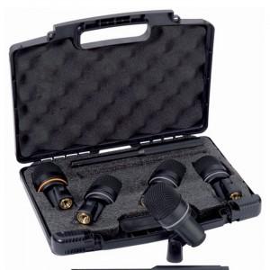 LD Systems D1017 - zestaw mikrofonów do perkusji