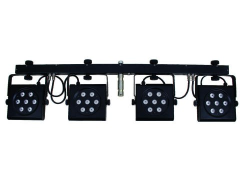 Eurolite LED KLS-801 - zestaw oświetleniowy LED