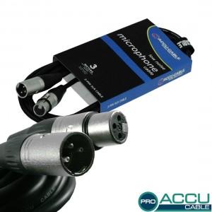 Accu-Cable AC-PRO-XMXF/3 - przewód mikrofonowy