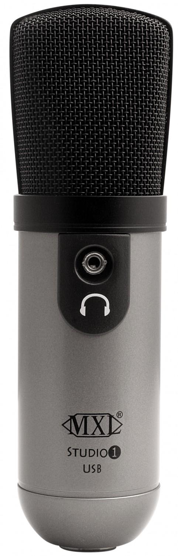 MXL Studio 1 USB - mikrofon pojemnościowy USB