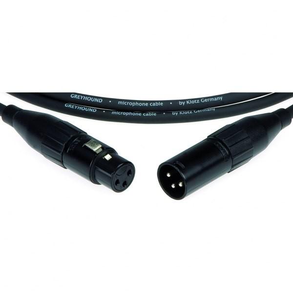 KLOTZ XLR-XLR AMPHENOL 5,0M GREYHOUND - przewód mikrofonowy
