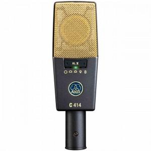 AKG C414 XL II - Stereo - mikrofon pojemnościowy/para