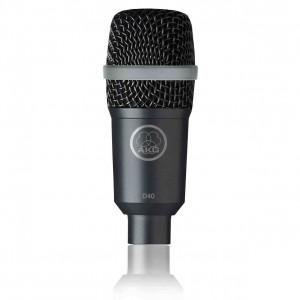 AKG D40 - mikrofon dynamiczny/instrumentalny