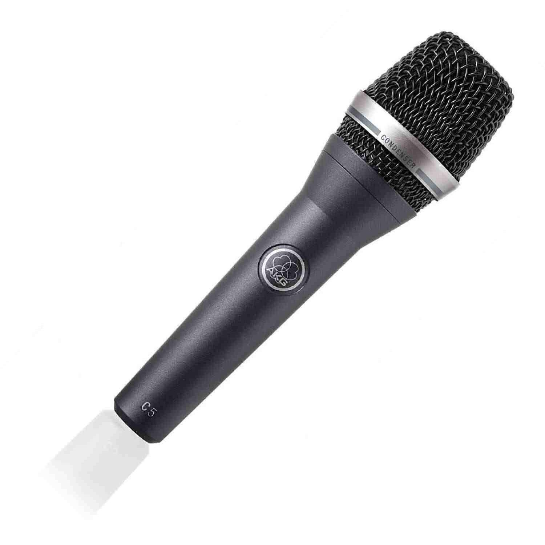 AKG C5 - mikrofon pojemnościowy