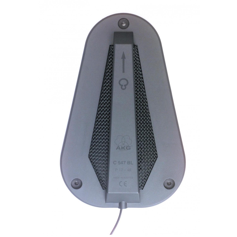 AKG C 547 BL - mikrofon pojemnościowy