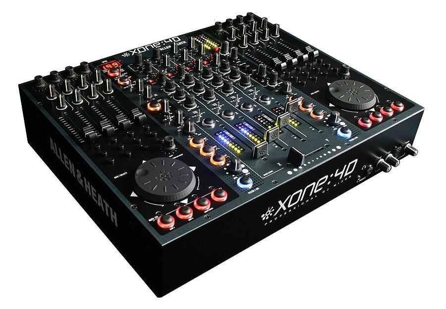 Allen & Heath XONE:4D/X - mikser DJ