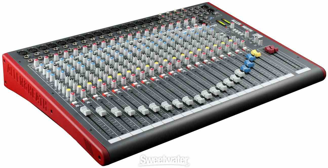 Allen & Heath ZED 22FX - mikser
