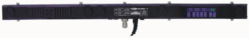 Showtec T4-DMX bar - dimmser sterownik