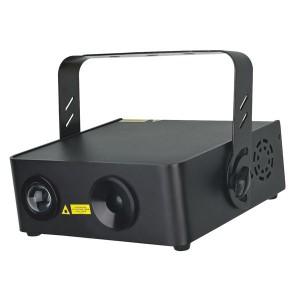 Showtec Galactic Colorstar - projektor laserowy