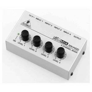 Behringer MX400 - mikser liniowy