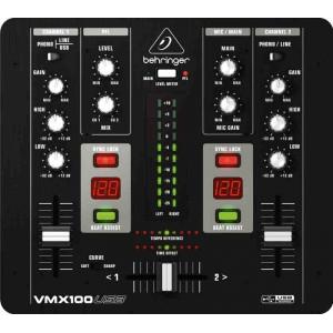 Behringer PRO MIXER VMX100USB - mikser DJ
