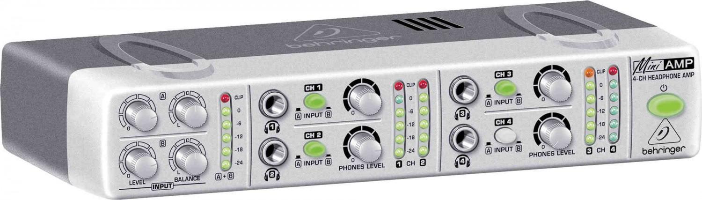 Behringer AMP800 - wzmacniacz słuchawkowy