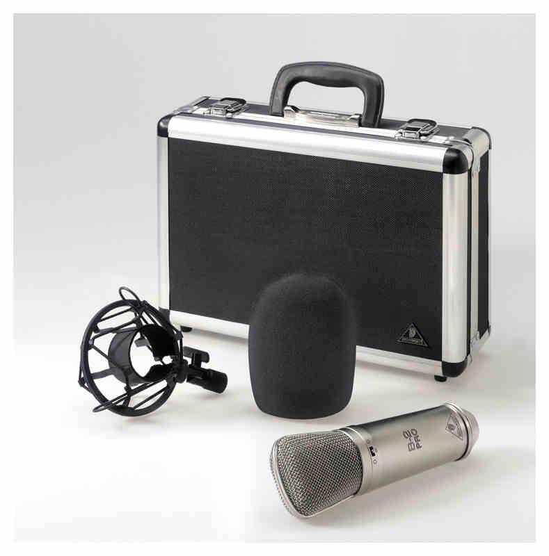 Behringer B-2 PRO - mikrofon pojemnościowy