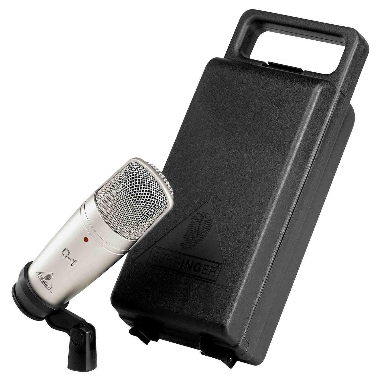 Behringer C-1 - mikrofon pojemnościowy