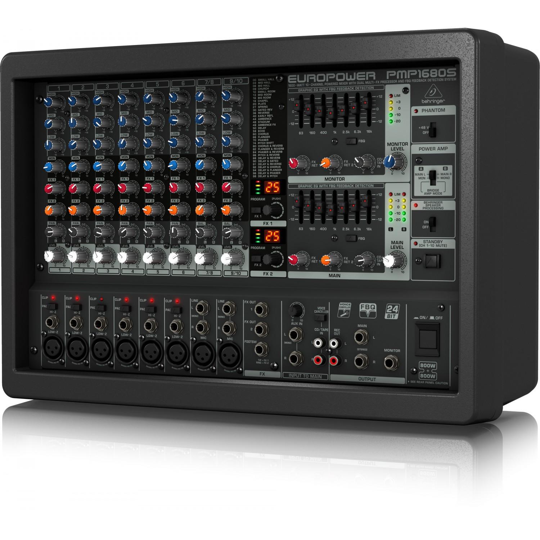 Behringer EUROPOWER PMP1680S - powermikser