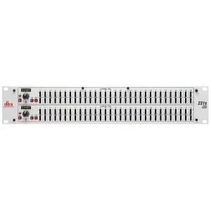 dbx 231S - korektor graficzny