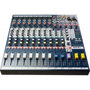 Soundcraft EFX8 - mikser