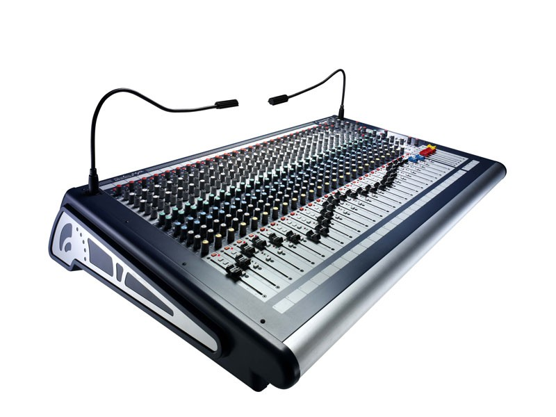 Soundcraft GB2 32 - mikser