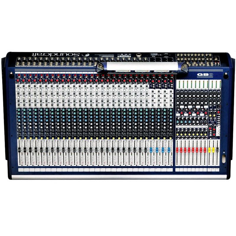 Soundcraft GB8 24 - mikser