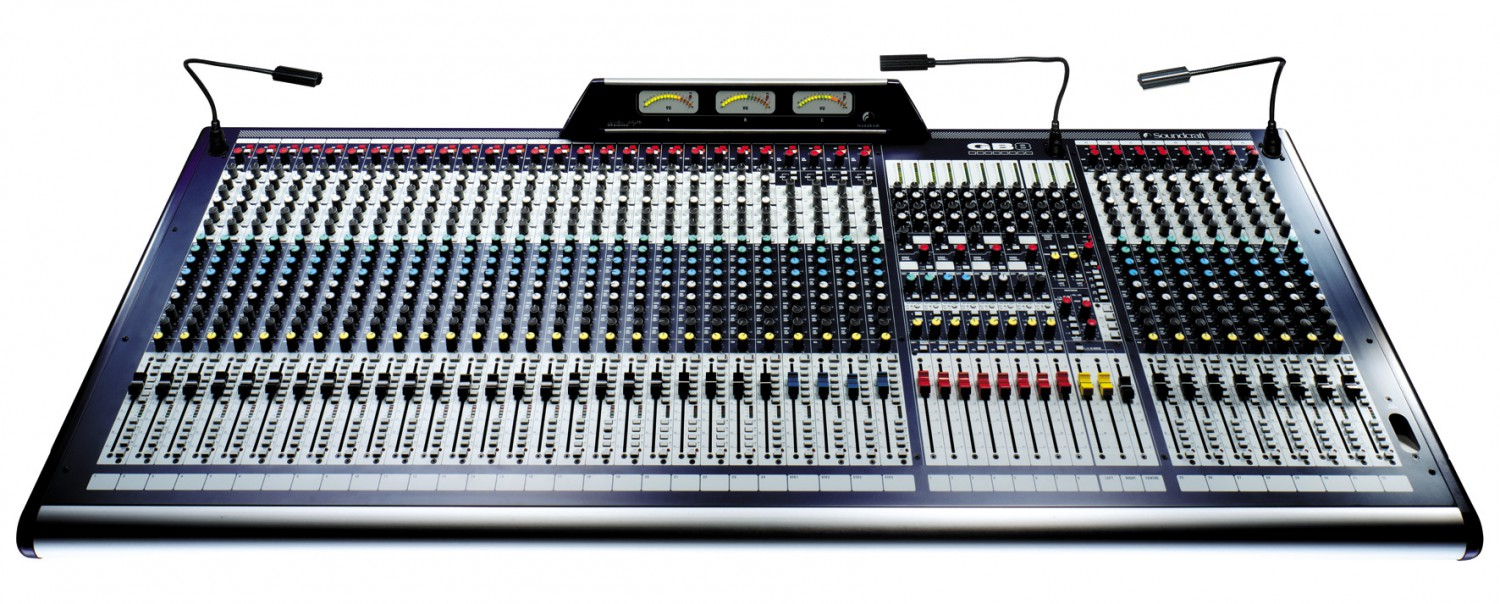 Soundcraft GB8 32 - mikser