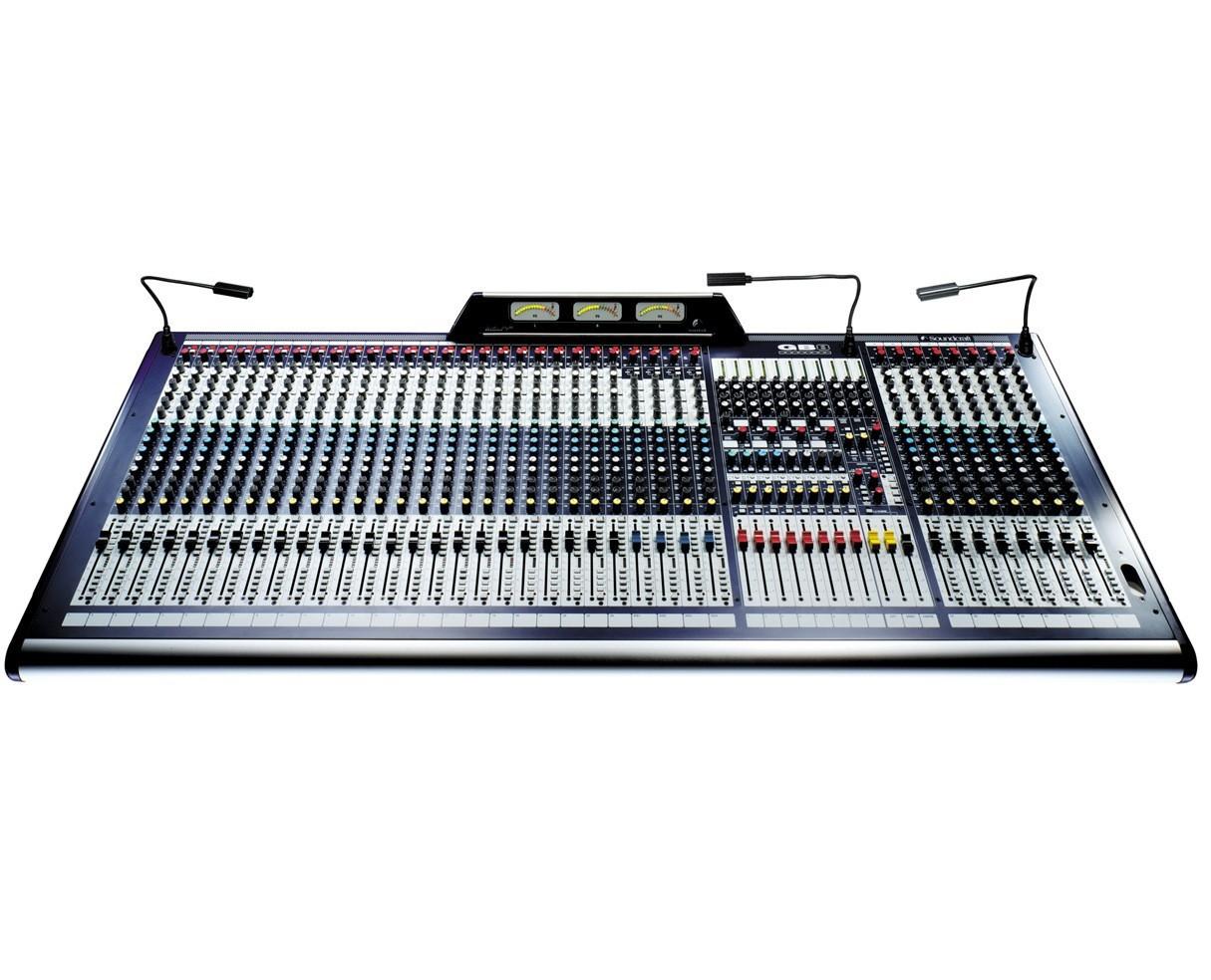 Soundcraft GB8 48 - mikser