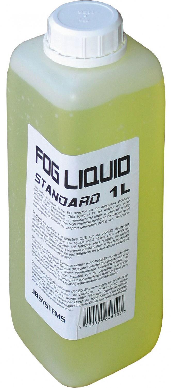 JB Systems FOG LIQUID STD 1L - płyn do dymu
