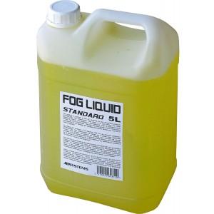JB Systems FOG LIQUID STD 5L - płyn do dymu