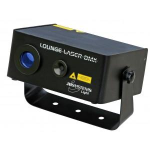 JB Systems LOUNGE LASER DMX - laser z efektem wody