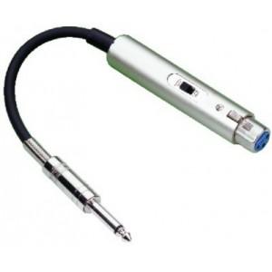 Monacor MA-100/15 - mikrofonowy transformator dopasowujący