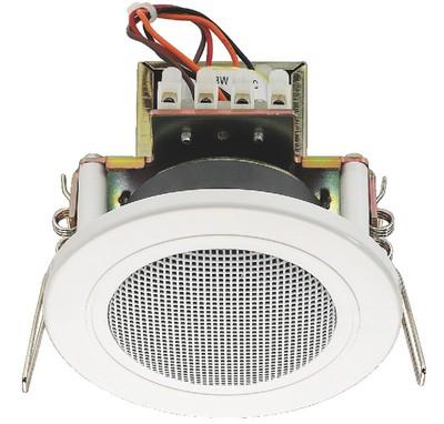 Monacor EDL-82/WS - głośnik sufitowy
