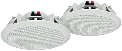 Monacor SPE-284/WS - wodoodporne głośniki sufitowe (para)