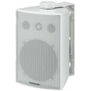 Monacor ESP-230/WS - zestaw głośnikowy naścienny