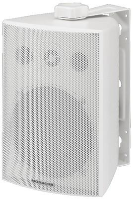 Monacor ESP-250/WS - zestaw głośnikowy naścienny