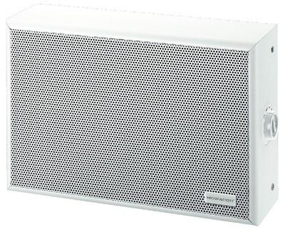 Monacor ESP-72/WS - zestaw głośnikowy naścienny