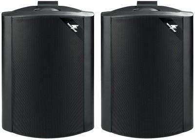 Monacor EUL-80/SW - zestaw głośnikowy naścienny (para)