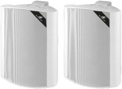 Monacor EUL-80/WS - zestaw głośnikowy naścienny (para)