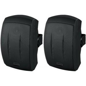 Monacor MKS-232/SW - zestaw głośnikowy naścienny (para)