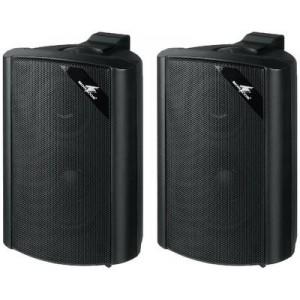 Monacor MKS-34/SW - zestaw głośnikowy naścienny (para)