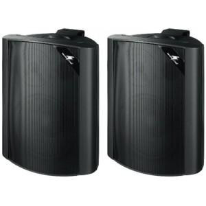 Monacor MKS-88/SW - zestaw głośnikowy naścienny (para)