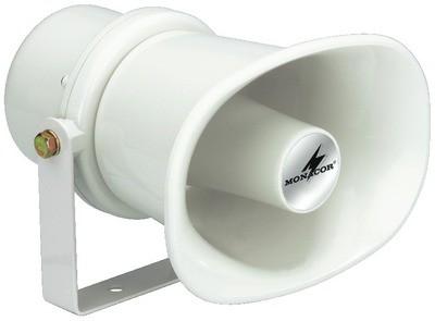 Monacor IT-110 - głośnik tubowy odporny na warunki atmosferyczne