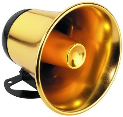 Monacor RUP-5 - głośnik tubowy odporny na warunki atmosferyczne