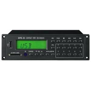 Monacor DPR-10 - kompaktowy rejestrator MP3