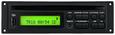 Monacor M-32CD - moduł odtwarzacza CD/MP3