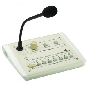Monacor PA-6000RC - mikrofon pulpitowy/strefowy