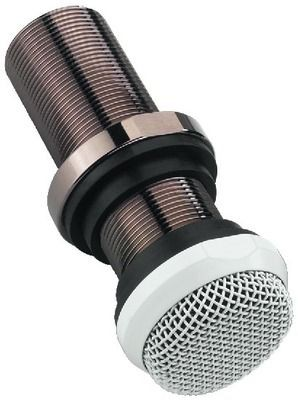 Monacor ECM-10/WS - mikrofon elektretowy/montażowy