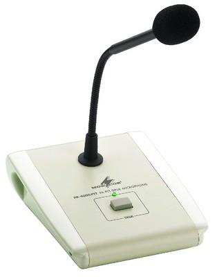 Monacor PA-4000PTT - mikrofon pulpitowy