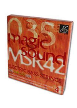 Galli MSR 42 - struny do gitary basowej